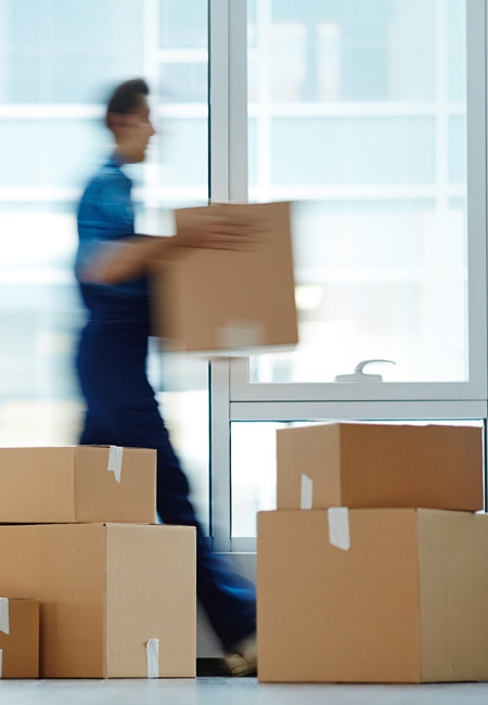 comprehensive relocation plan, including move sequence and timeline objectives, all while keeping within budget to ensure a well-orchestrated and successful move. School districts, Libraries, Commercial buildings, Government offices, Hospitals Retail stores, Corporate household relocations, High-value products, and sensitive equipment