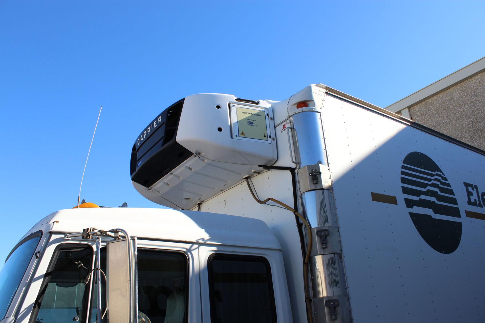 Fridge-Truck