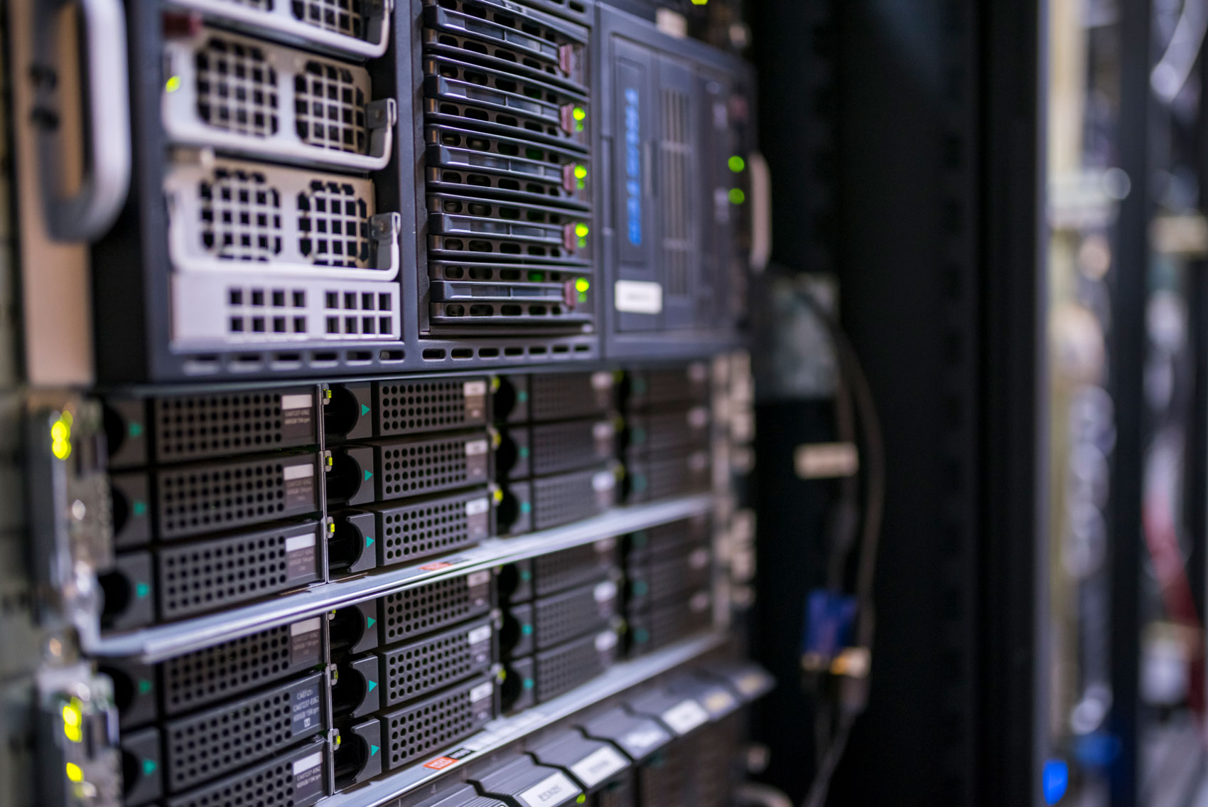 Data Center Migration, Relocation, and Transportation